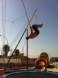 il bungee trampoline